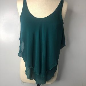 Intimately Free People teal tank